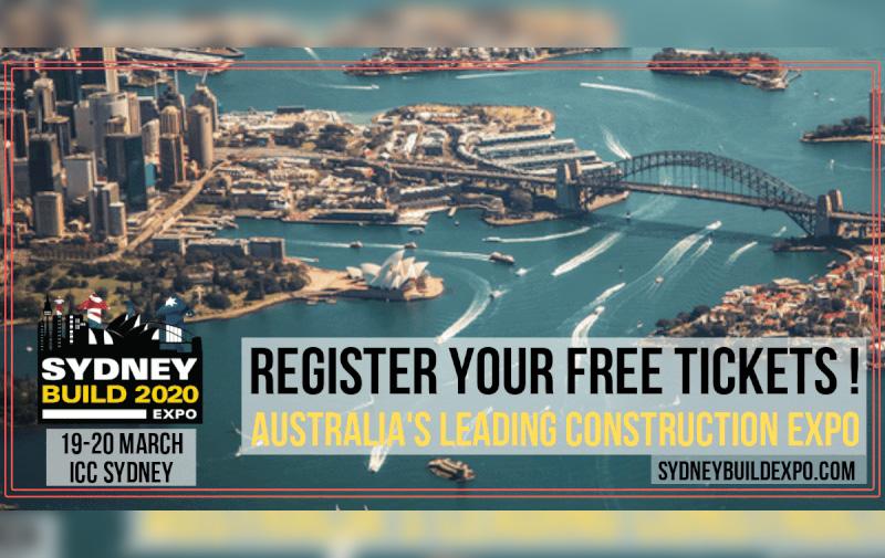 Aspire attending Sydney Build 2020