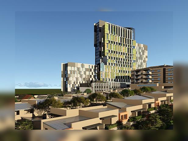 Student Accommodation: 77-123 Eveleigh Street, Redfern