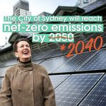 Sydney 2050 Net-Zero Emission Buildings Target Fast Tracked to 2040
