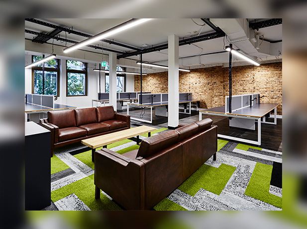 Commercial Office Change of Use: Alexandria NSW