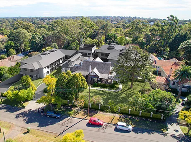 Aged Care Development: ANHG Gordon, 25 Bushlands Avenue, Gordon